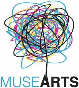 musearts logo